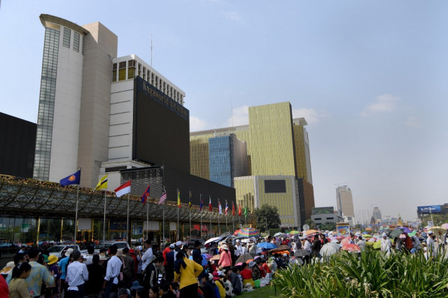 NagaWorld Laying off Employees during the COVID-19 pandemic is Inhuman, Union leaders and NGOs Say