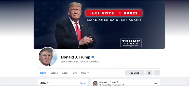 Facebook imposes 2-year Trump ban, revises rules for politicians