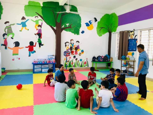 Cambodia Turns an NGO into a Public School for Children with Autism and Intellectual Disabilities