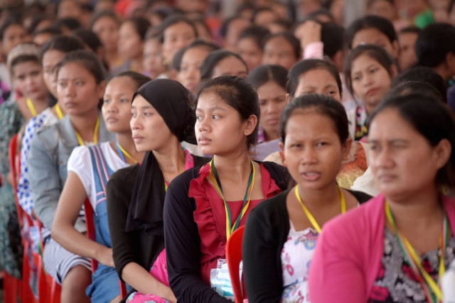 Opinion: The Need to Promote Cambodian Women's Participation in Political Decision Making