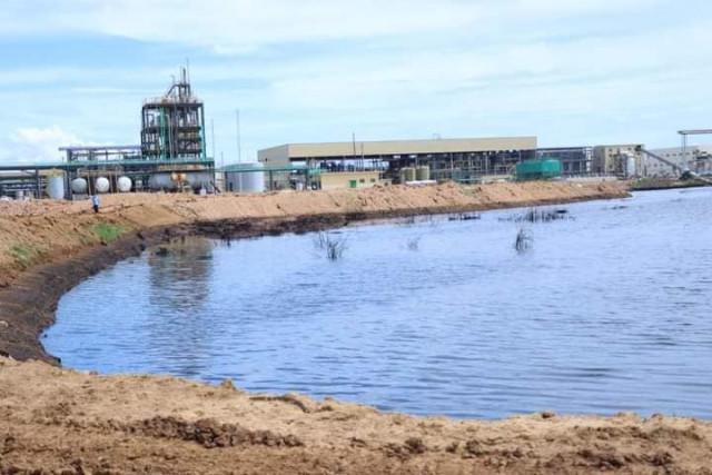 Pharmaceutical Factory Risks Closure Over Chemical Leak