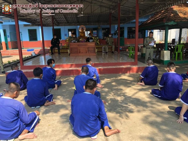 Inmates Continue to Die as COVID-19 Spreads through Cambodia's Prisons