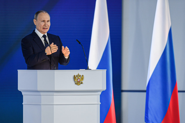 Putin says Russia-U.S. ties at lowest point in years
