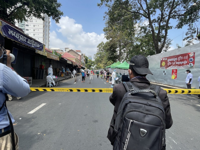 Opinion: Press Freedom in Cambodia Suffers Deterioration During COVID-19 Pandemic