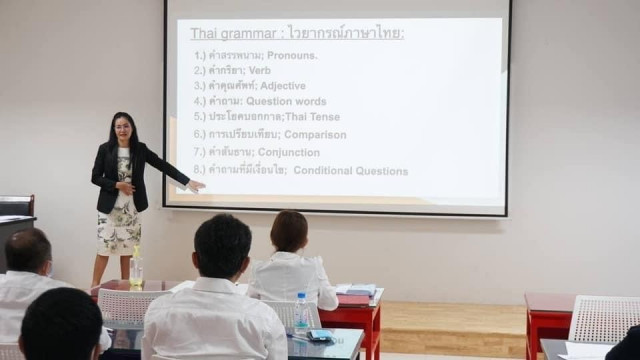 Learning Thai to Increase One's Career Opportunities in Cambodia and ASEAN