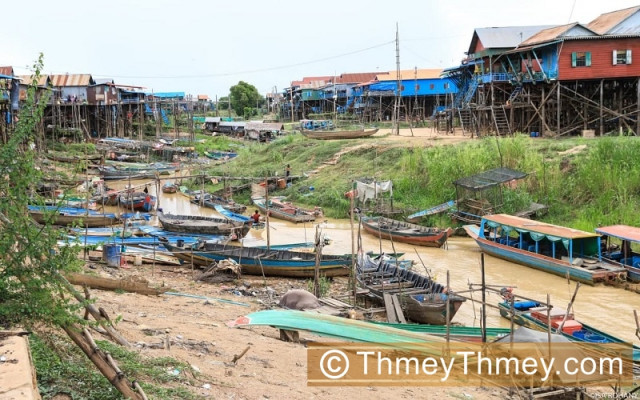 A Community in Siem Reap Province Struggles to Survive during the Pandemic