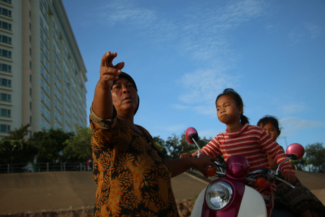 Phnom Penh City Hall Suggests More Forced Evictions of Cham Communities