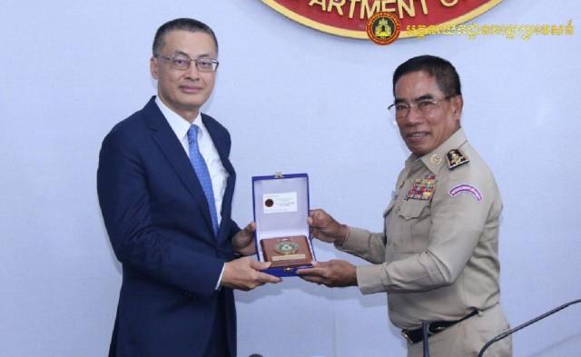 Cambodia Seeks Vietnamese Embassy Help Deporting Illegals