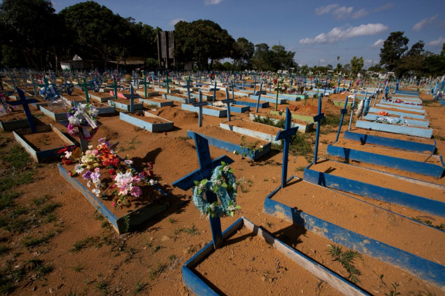 Brazil tops 500,000 Covid-19 deaths: minister