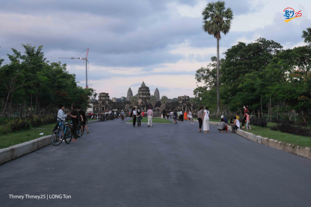 Businesses in Siem Reap Province Hope that Vaccination Will Help Revive Tourism