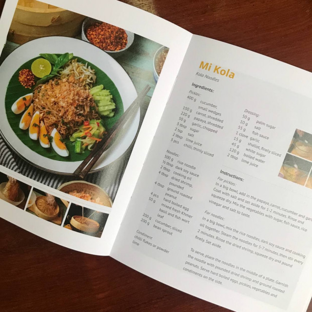 How to Make Kola Noodles/Mi Kola