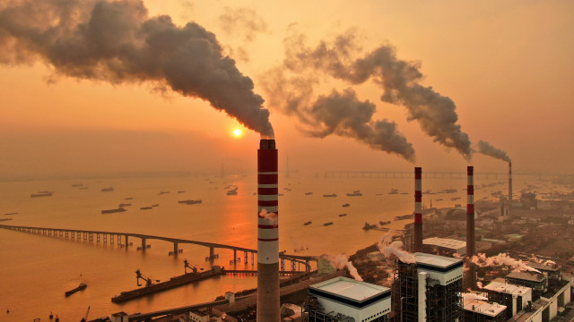 Asian coal plant drive threatens climate goals: report