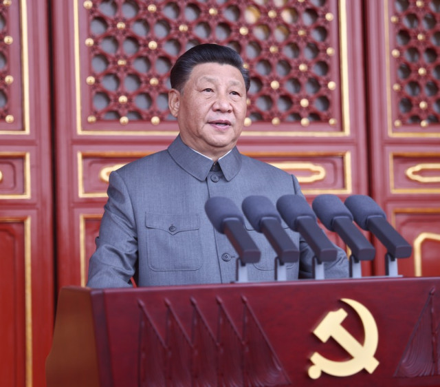 Xi declares China a moderately prosperous society in all respects