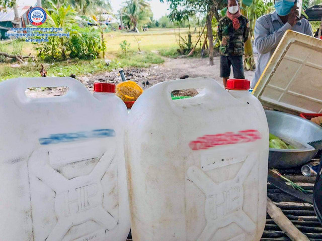 11 die in Cambodia after drinking toxic hooch at funeral