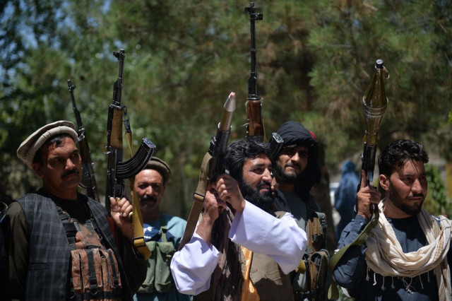 Taliban launch assault on Afghan provincial capital as US ramps up withdrawal