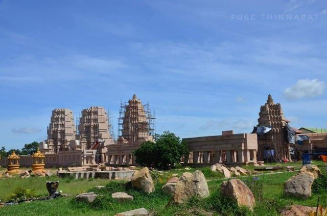 Thai Buddhists Quash Angkor Wat Copy Fears