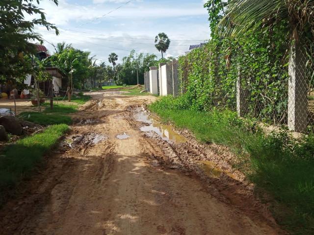 Budget Shortfall Hits Chum Kriel Village Road Repairs