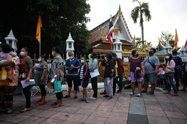 Thailand imposes tougher Covid-19 curbs, including Bangkok curfew