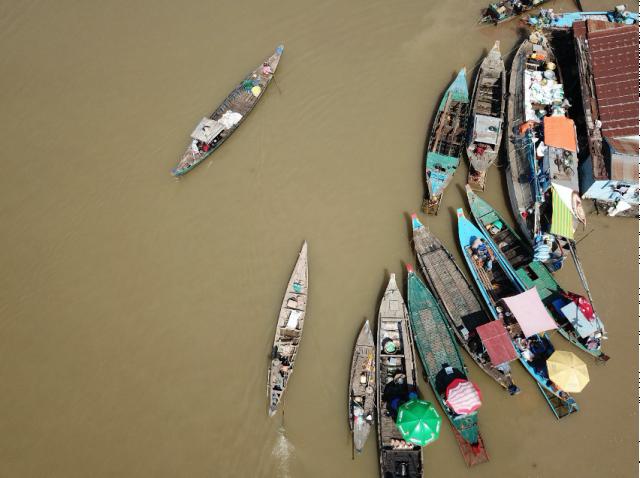 Gratitude for the Tonle Sap River