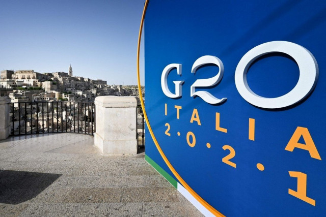 G20 ministers endorse global tax reform