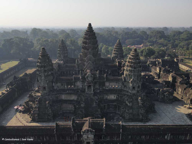 The Angkor Park: A Living Heritage