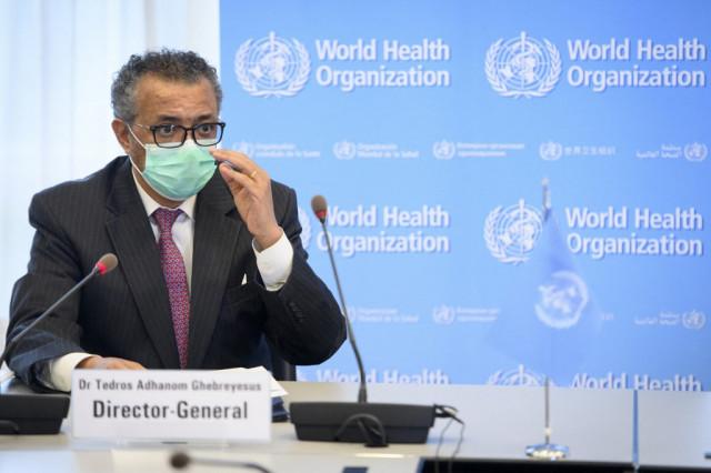 WHO slams senseless 'greed' prolonging the pandemic