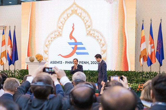Cambodia to Host Asia-Europe Meeting Summit Virtually due to COVID-19