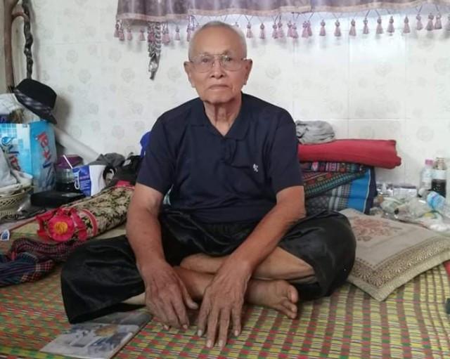 The Living Human Treasure Preserving Angkorian Dance in Battambang