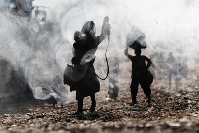 Pol Pot Terror Inspires Top Photography Award Entry