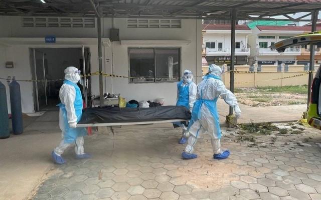 Cambodia Records 790 New Covid Cases, 22 Deaths