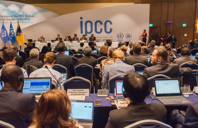 IPCC, the world's unrivaled authority on climate science