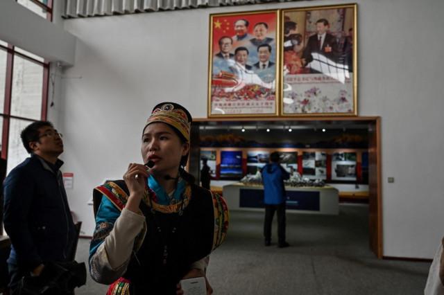 China's Xi makes rare trip to Tibet: state media