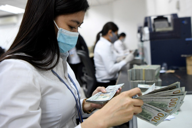 Cambodia's banking industry remains healthy despite COVID-19 pandemic: central bank