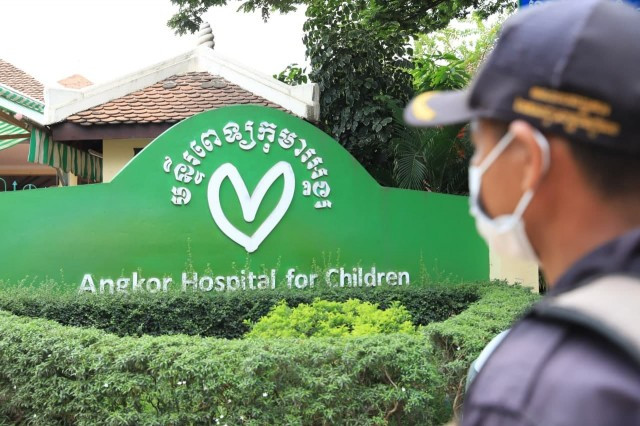 Angkor Children Hospital Faces Financial Difficulties in a Mission to Save Children