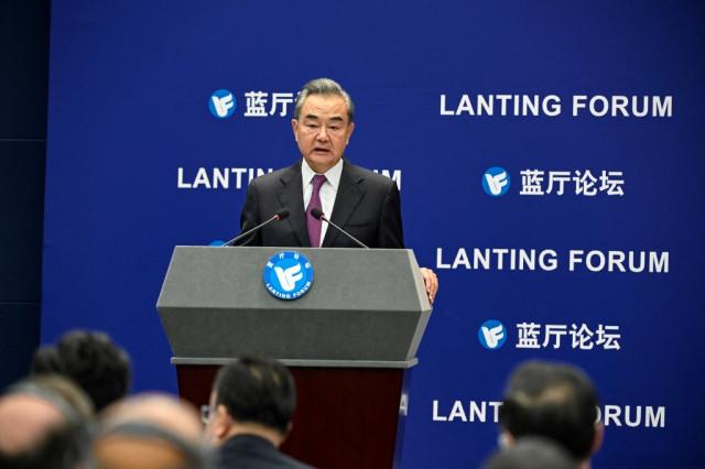 "China urges Washington to stop ""demonising"" it during US official visit"