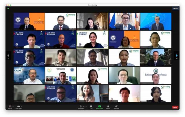 AUPP, Khmer Enterprise Launch New Program to Support Cambodia's Digital Transformation