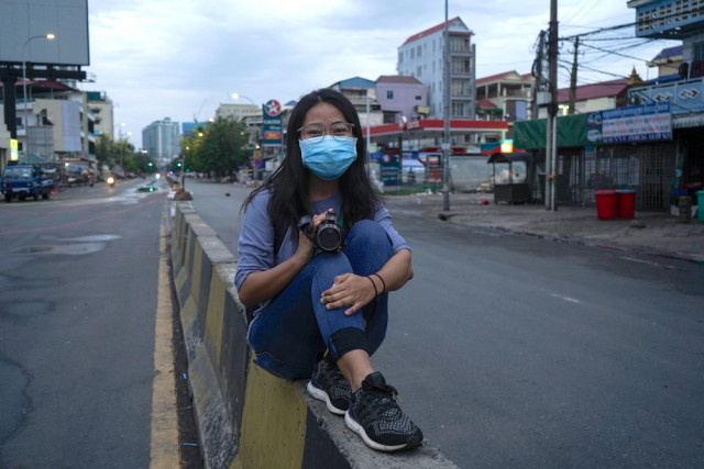 Photojournalists in Cambodia: Distilling History Down to a Single Image