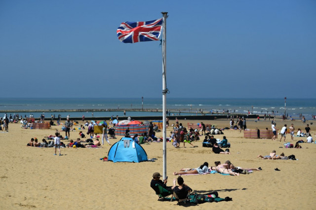 UK warmer and wetter due to climate change: study