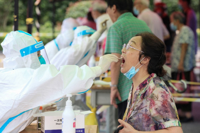 China virus success under threat as Delta variant spreads