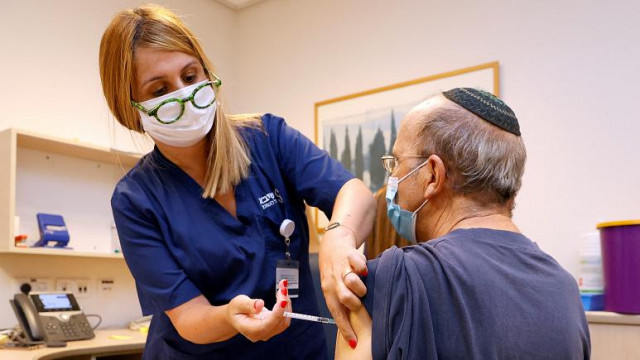 Israel launches Covid booster shot campaign for over 60s