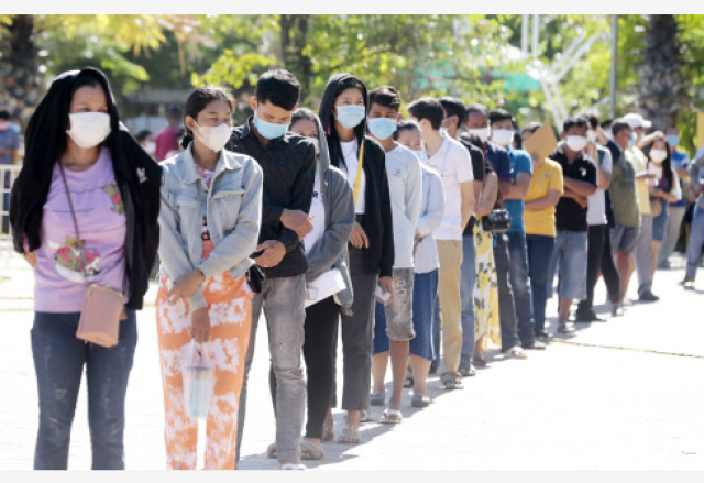 WHO urges fast, collective actions as Cambodia races against COVID-19 variants