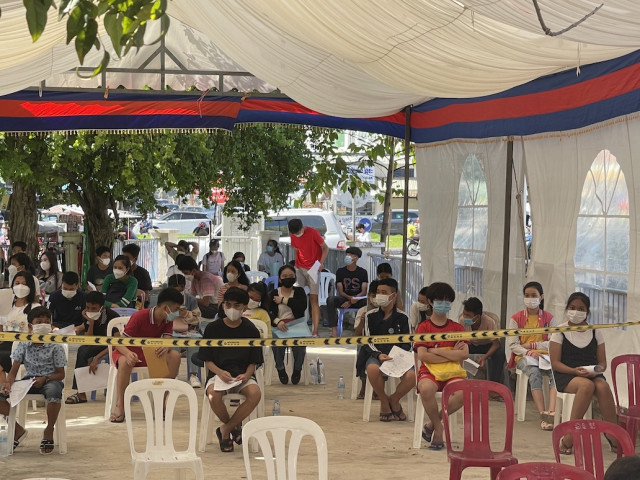 Cambodia to Use AstraZeneca Vaccine for COVID-19 Booster Shots, Starting with Healthcare Workers