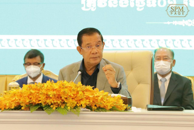 Cambodia Lower Growth Forecast to 2.5 pct this Year Due to COVID-19: PM