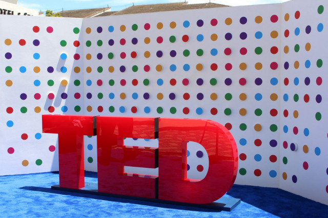 TED talks seek to inject optimism into pandemic gloom