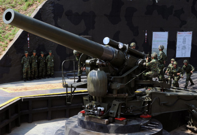 Taiwan thanks US for approving $750 mn howitzer sale
