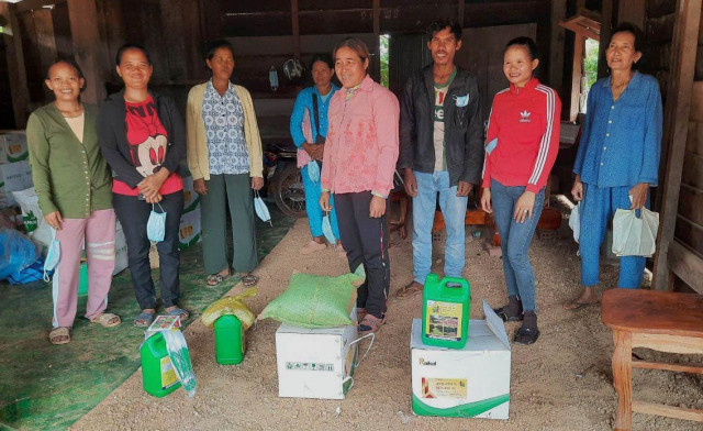 Recovery Response Sets Up Farmers to Survive COVID