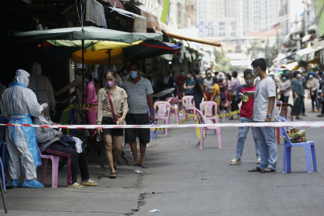 As COVID-19 Cases Exceeds 81,000, Cambodia Takes Measures to Receive Migrant Workers