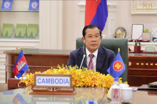 PM Hun Sen Outlines Cambodia's Program as ASEAN Chair in 2022