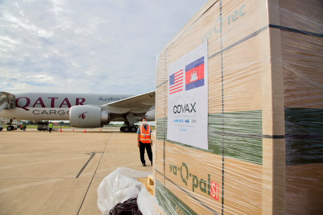 US Pledges Further $4m to Assist Cambodia's COVID-19 Efforts