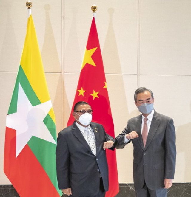 Myanmar receives funds from China for projects under LMC Special Fund